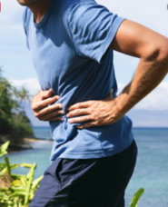 THE DREADED SIDE STITCH - HOW TO AVOID IT