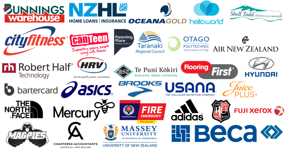 Just Some of the Companies Lisa has worked with...